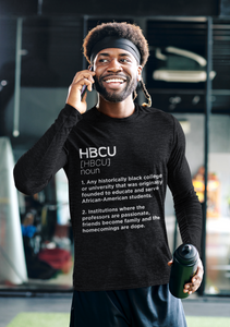 HBCU Defined Long Sleeve