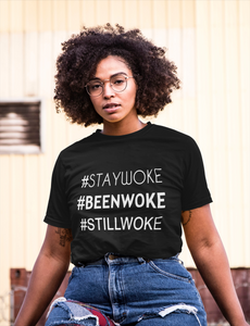 Stay Woke (Unisex Relax Fit)