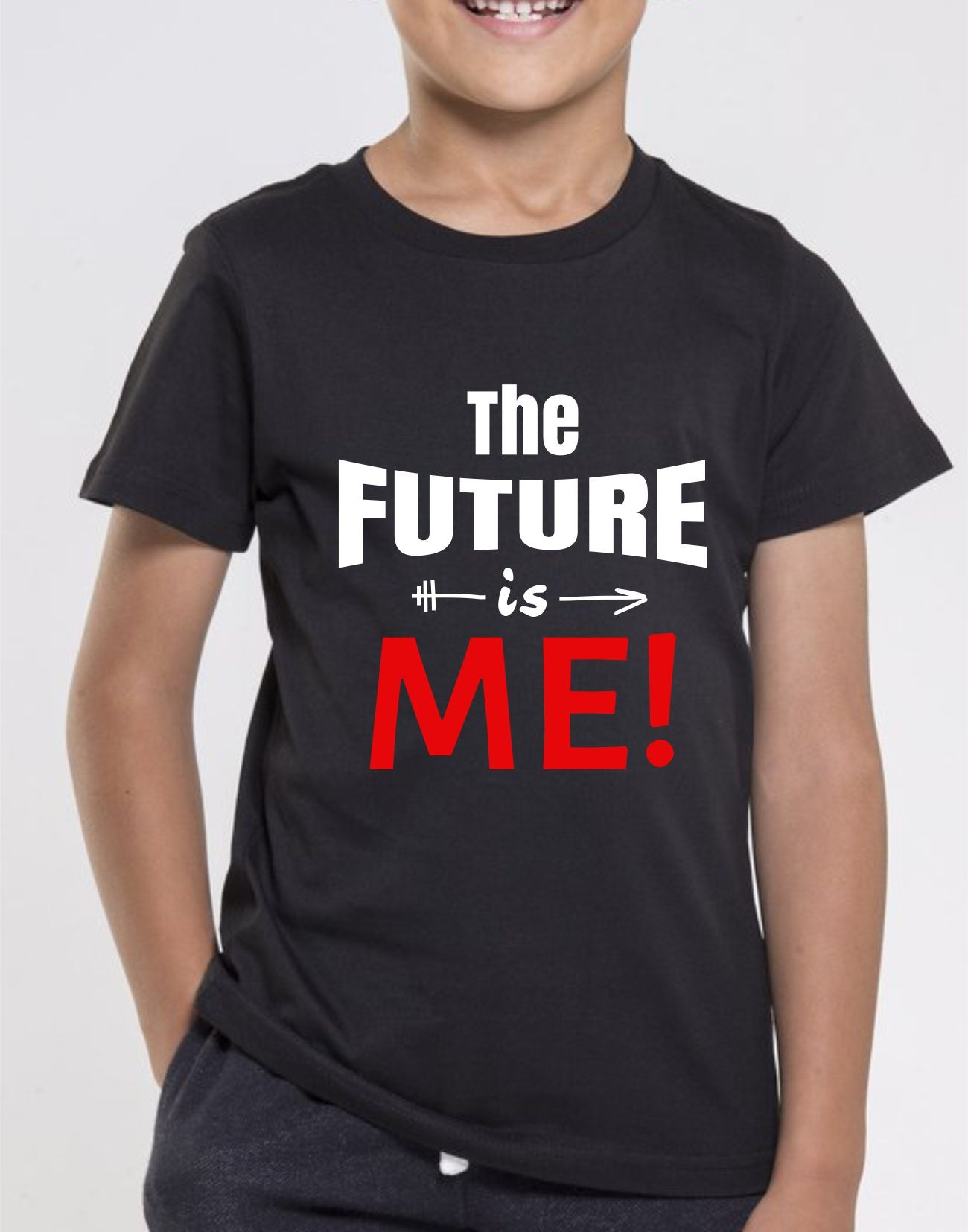 The Future is Me!