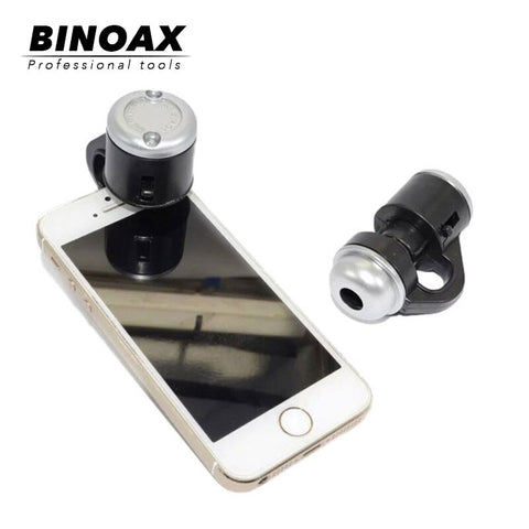Smartphone Microscope - Merchant of the Universe