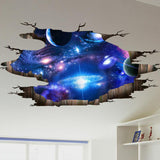 Galaxy Wall Sticker - Merchant of the Universe