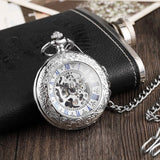 """Self-Winding"" (Not Perpetual Motion!) Pocket Watch - Merchant of the Universe"