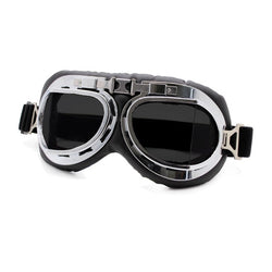 Steampunk Aviation Goggles - Merchant of the Universe
