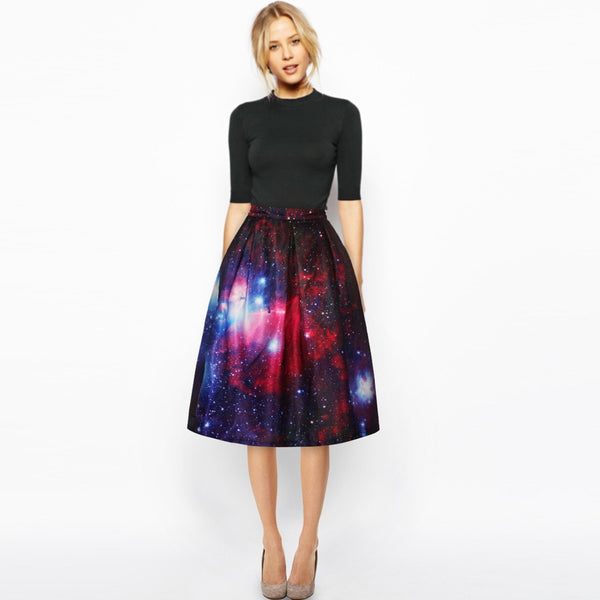 Galaxy Skirt - Merchant of the Universe