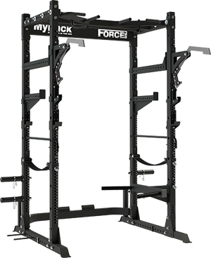 MyRack Power Rack with Monollift Attachment Photo