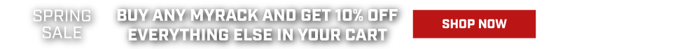Buy Any MyRack and Get 10% Off Everything Else in Your Cart