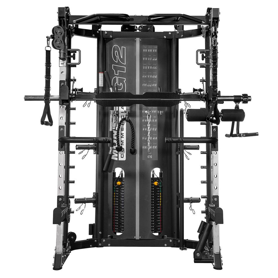 Monster G12 All-In-One Commercial Strength Training Machine