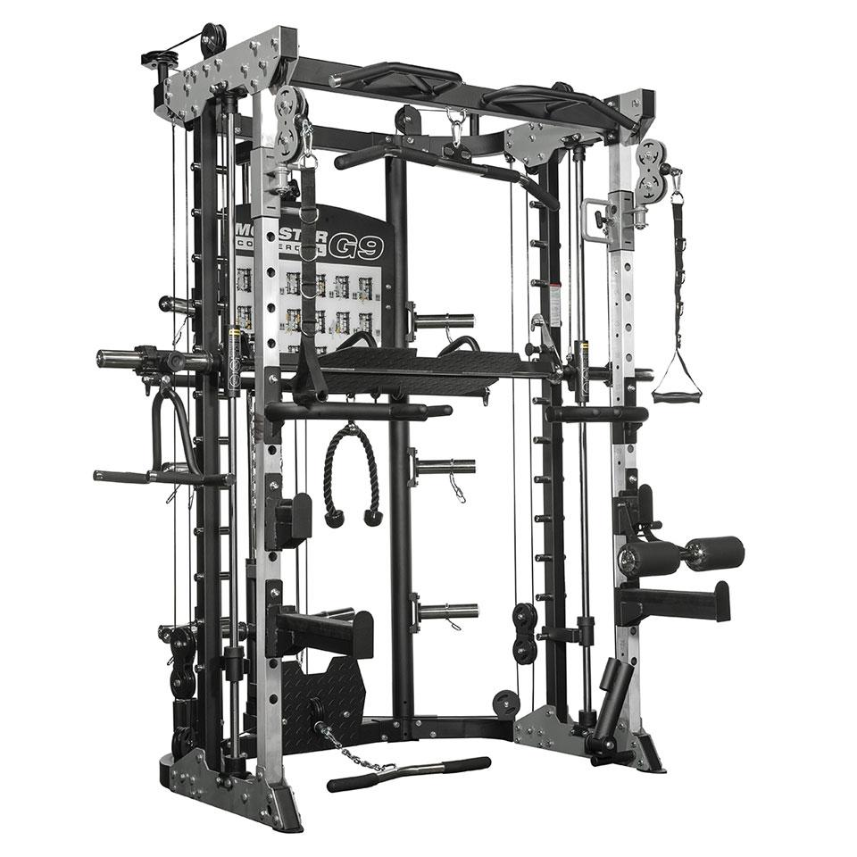 Monster G9 Commercial All-In-One Strength Training System