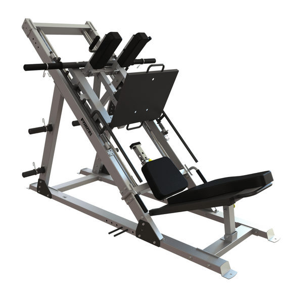 Monster Ultimate 45 Degree Leg Press and Hack Squat Combo Photo