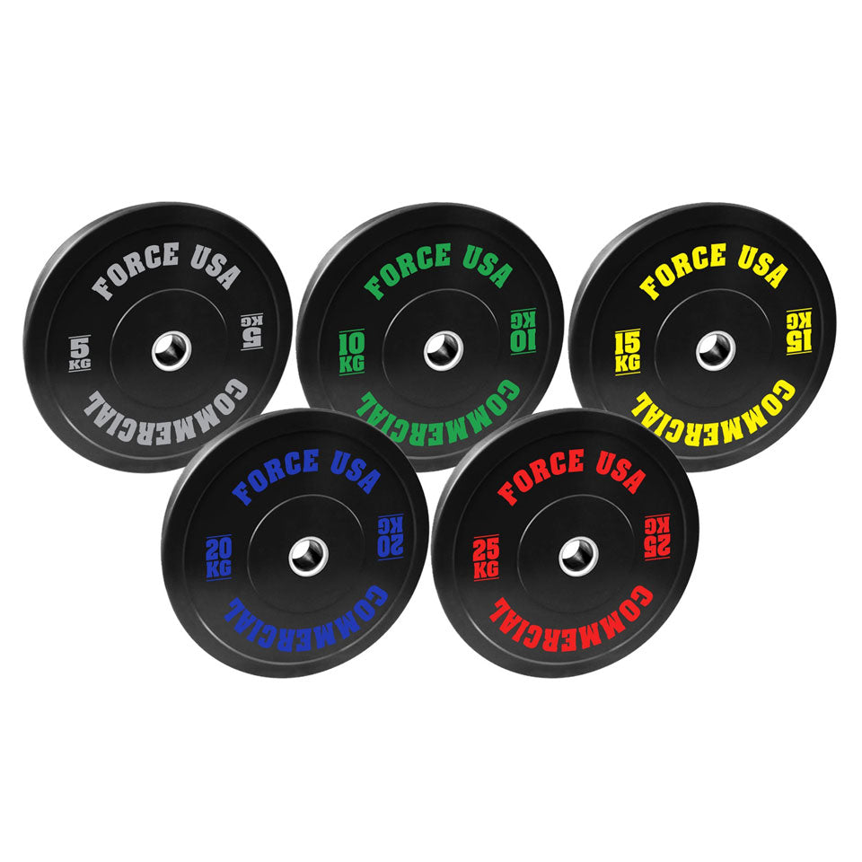 Force Usa Ultimate Training Bumper Plates