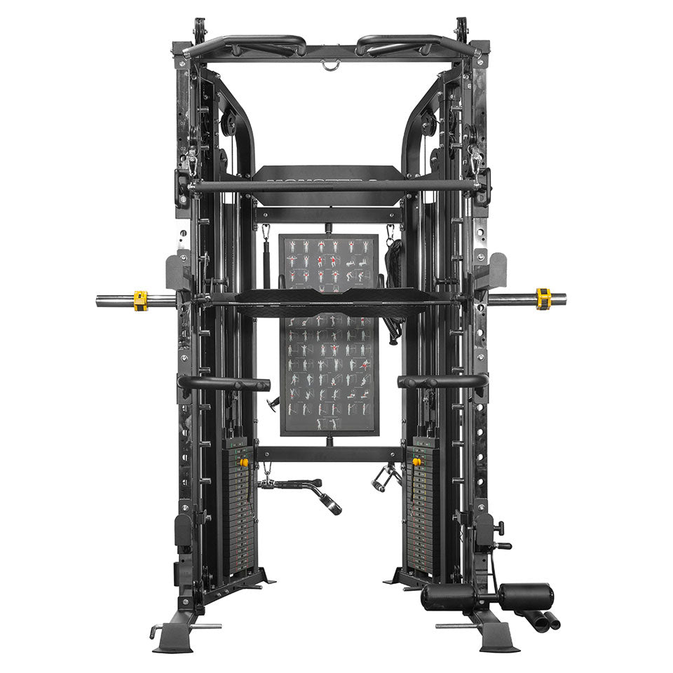 Force Usa G6 Monster Power Rack Functional Trainer Smith Machine Combo