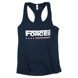 Image of Force USA Ladies' Racerback Tank