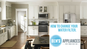 How to install your new Water Filter
