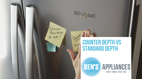 Counter Depth vs Standard Depth Refrigeration. What is best for me?