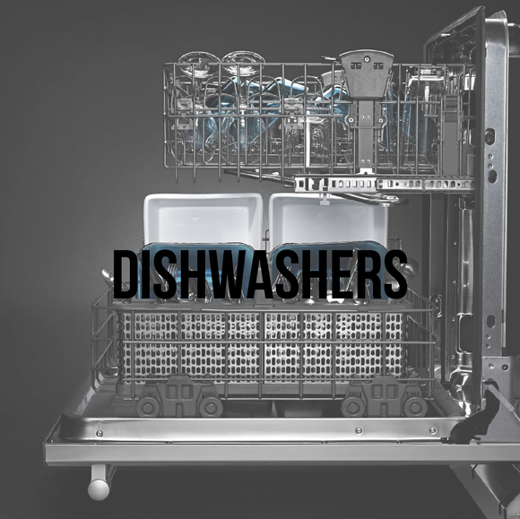 Dishwashers on sale at Ben's Appliances.