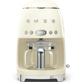 Smeg 50's Retro Style Aesthetic Drip Filter Coffee Machine - Multiple Colours