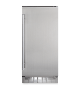 "Silhouette Mosel 15"" Under Counter Ice Maker"