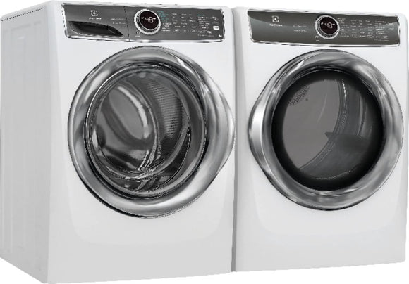 Electrolux Front Load Pair- White
