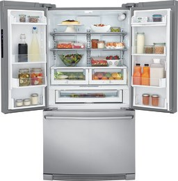 Electrolux Counter-Depth French Door Refrigerator with IQ Touch Controls