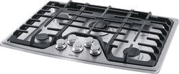 "30"" Electrolux Gas Cooktop"