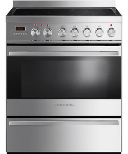 Fisher & Paykel 30 Inch Induction Range