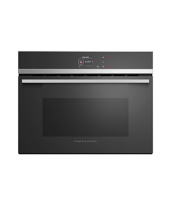 Fisher & Paykel Built-in Combination Steam Oven 24""