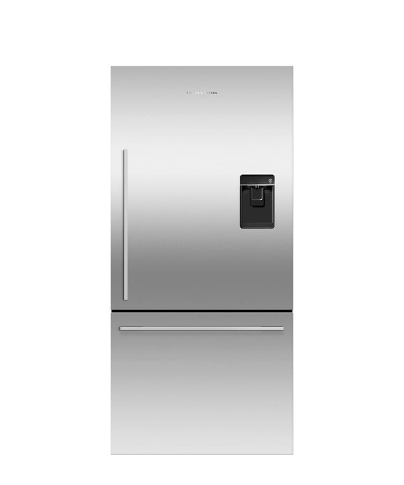 Fisher & Paykel 17 cu ft Counter Depth Bottom Mount Refrigerator