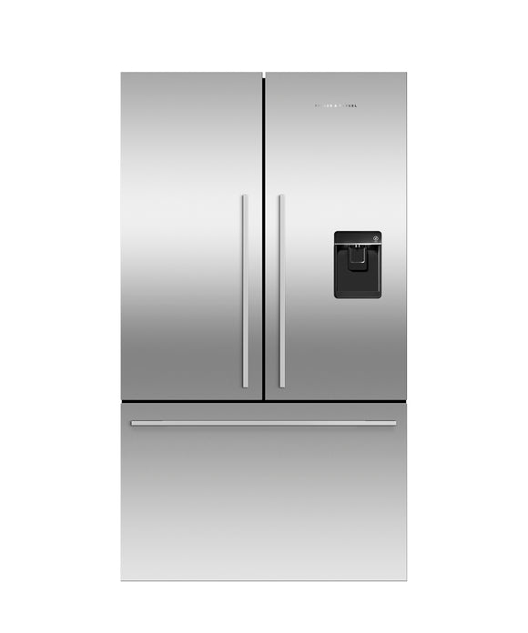 Fisher & Paykel ActiveSmart™ Refrigerator - 20.1 cu ft. counter depth French Door 36