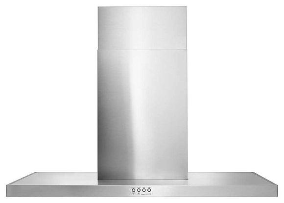 Whirlpool Range Hood - Stainless Steel (Floor Model) (Light Scratch on non visible part of hood)