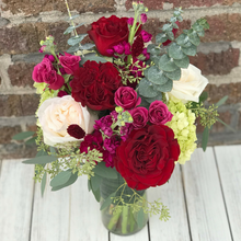 Mixed Romantic Arrangement