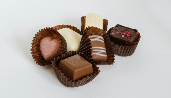 Recipe and tips for homemade chocolates.