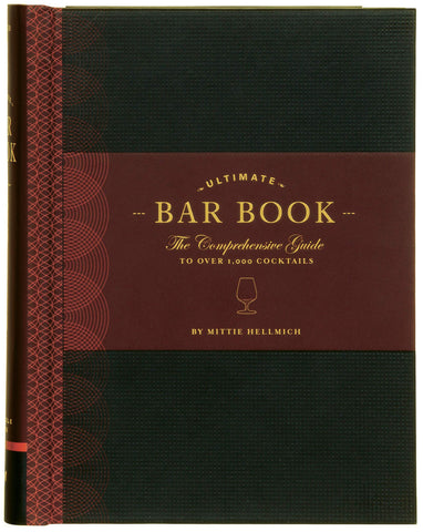 Couverture du livre Ultimate Bar Book : The Comprehensive Guide de Mittie Hellmich