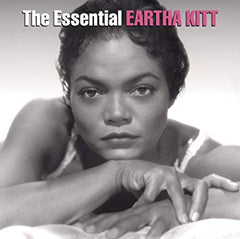 Pochette de l'album The Essential d'Eartha Kitt