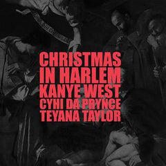 Pochette du single Christmas in Harlem de Kanye West