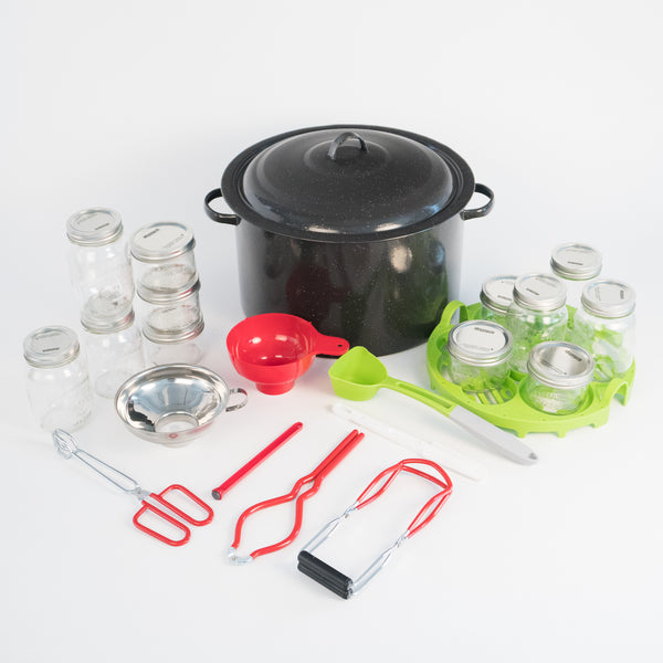 Complete canning kit