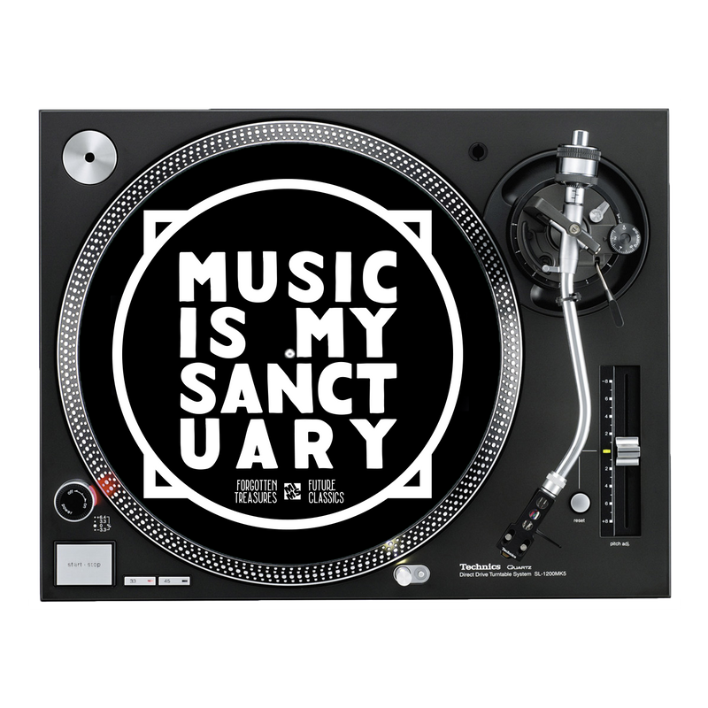 tourne-disque music is my sanctuary