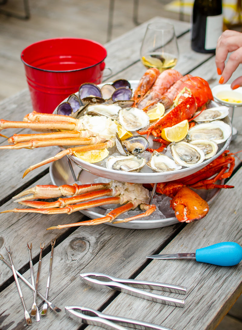 Lobster and Seafood dinner kit