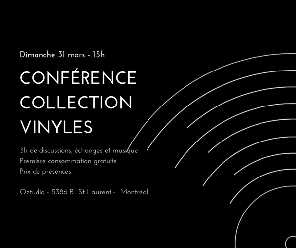 How to be a (great) vinyl collector - A really cool workshop.
