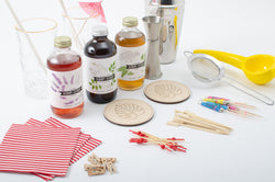 Cocktail kit - Mother's day special! With Les Charlatans