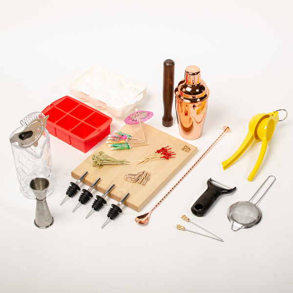 Complete Mixology kit