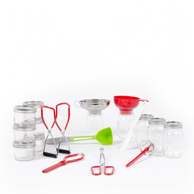 Essential canning set