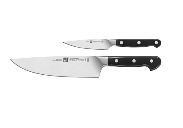 Zwilling Knives Pro 2 pc Starter Set