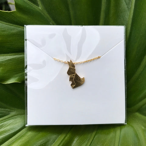 Tiny Bunny Necklace - Bunny Lovers