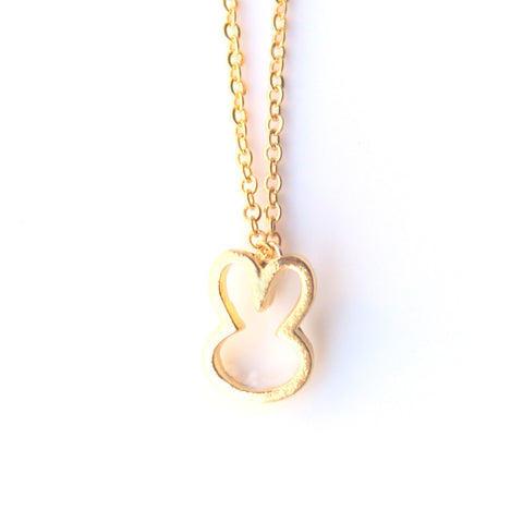Bunny Awareness Necklace - Bunny Lovers