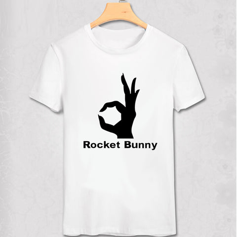 new arrive fashion brand rocket bunny cool t-shirt - Bunny Lovers