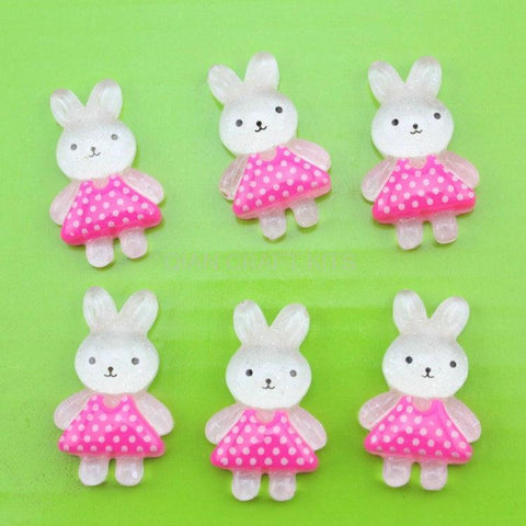 pink assorted rabbits - Bunny Lovers