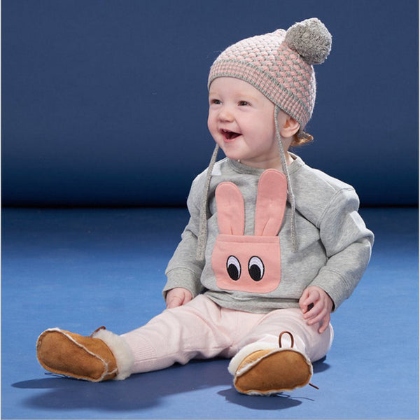 winter new baby girl brand clothes - Bunny Lovers