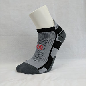 Aerobics First Mens Running Sock low
