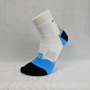 Aerobics First Womens Running Sock Mid