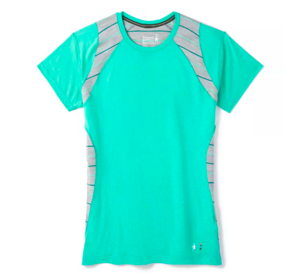 Smartwool Women's Merino 150 Base Layer Colourblock Short Sleeve